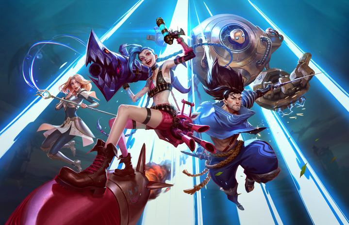 Cómo descargar la beta abierta regional de League of Legends: Wild Rift